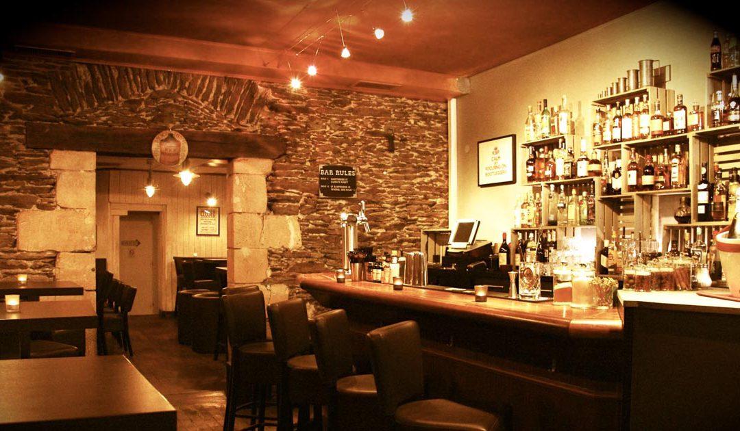 Le Bootlegger, Bar à cocktails