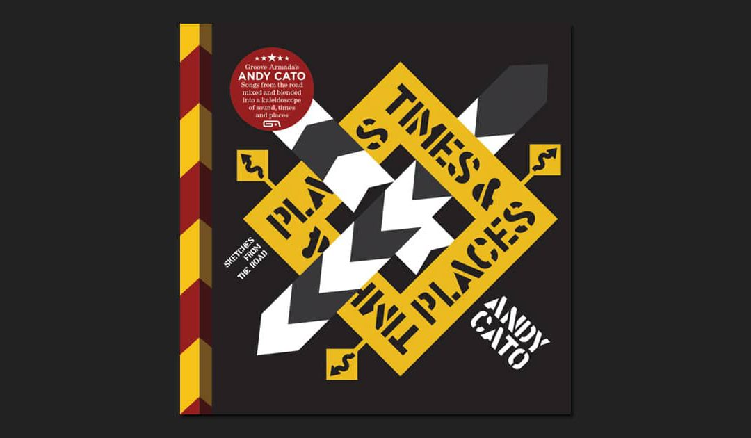 Andy Cato – Times & Places (2013)