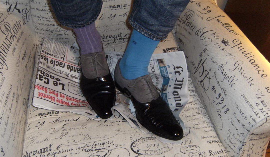 Les chaussettes de l'ArchiDandy