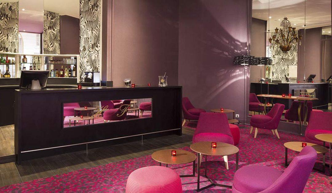 Bar de l'Oceania Hôtel de France