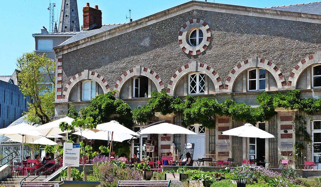 Café de l'Orangerie, Restaurant, salon de thé
