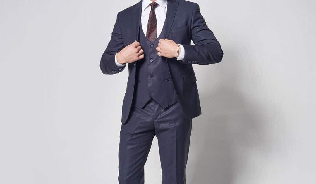 Le costume 3-pièces