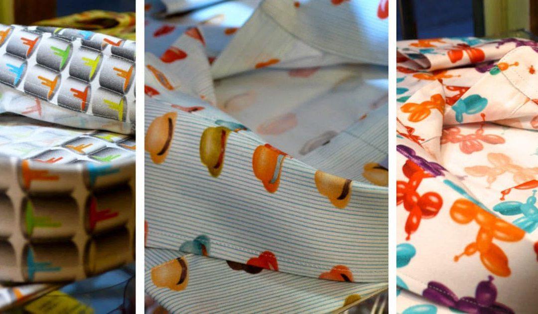 Coton Doux – Magasin de chemises homme imprimées 100% coton