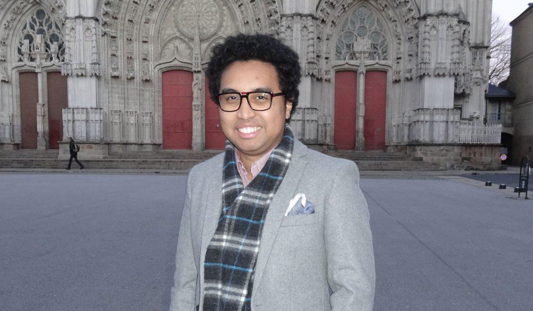 Portrait d'un Dandy de Nantes : Harrys