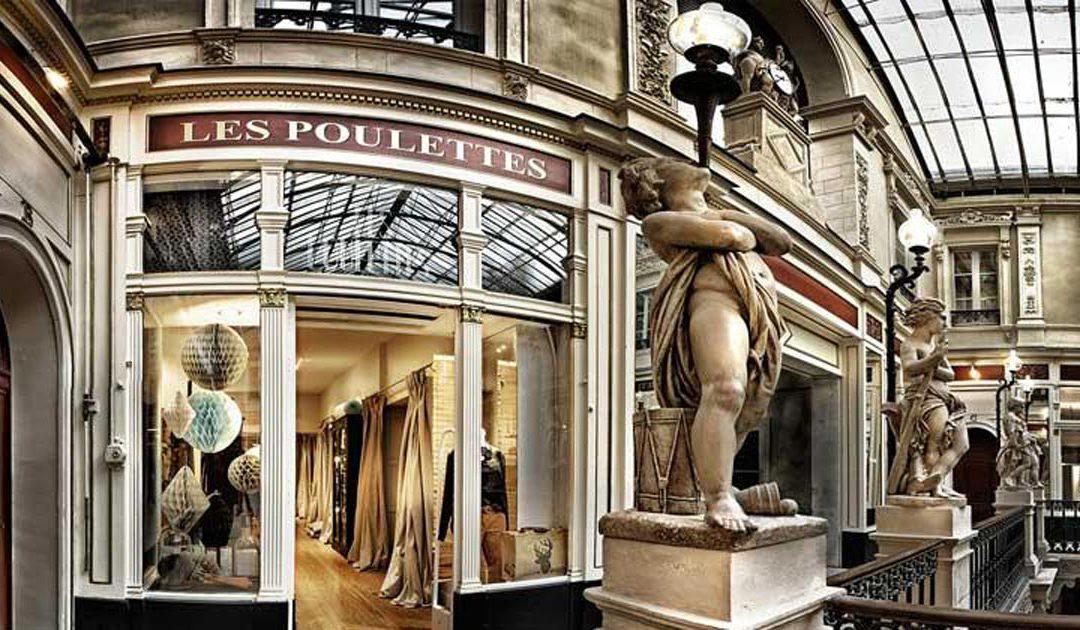 Les Poulettes – Concept-Store