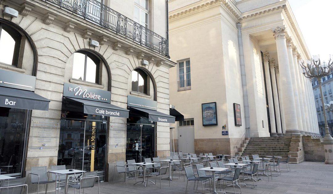 Le Molière, Bar, restaurant