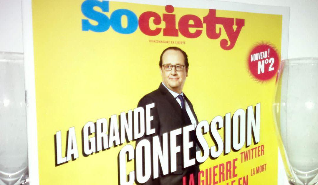 Society Magazine, bimensuel