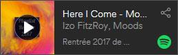 Playlist Rentrée 2017