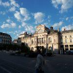 Place du Ralliement à Angers