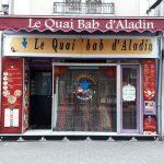 Le Quai Bab d'Aladin à Angers