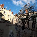 Hôtel de Maquillé à Angers