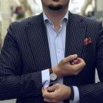 Pierres-Yves, le parrain de Nantes avec la montre Akrone - Métier d'art