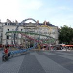 Place du Bouffay pendant la Nuit du VAN 2015
