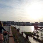 Arrivée du Belem sur la Loire