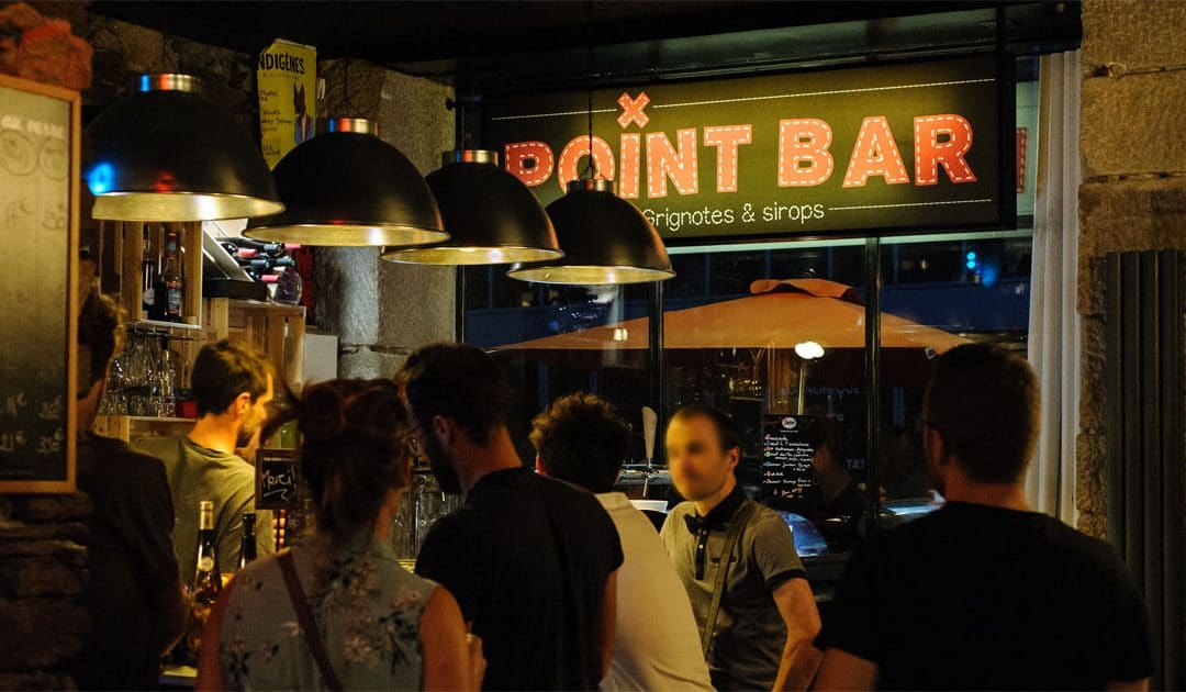 Le Point Bar, Bar, Restaurant